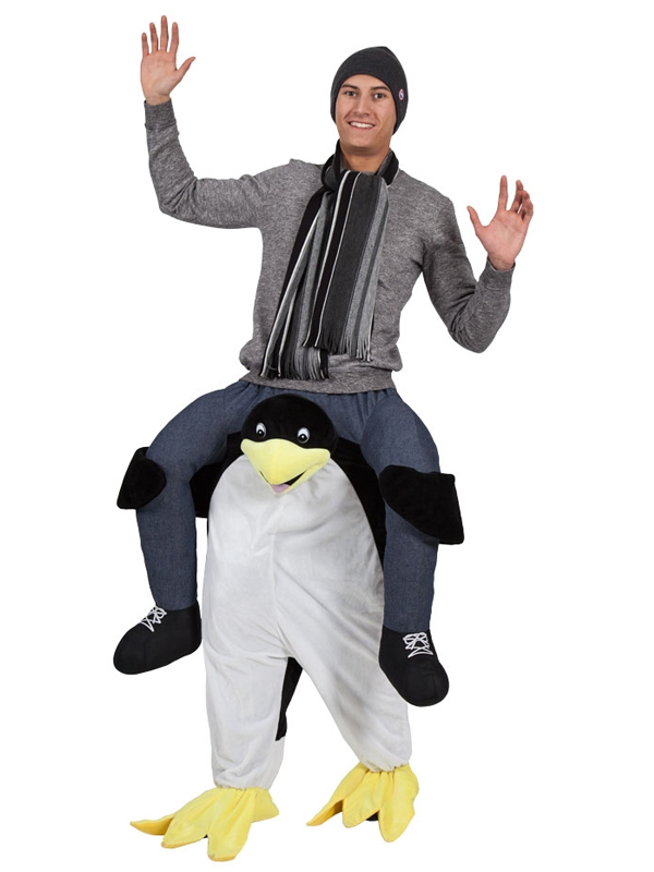 Carry Me® Penguin Costume