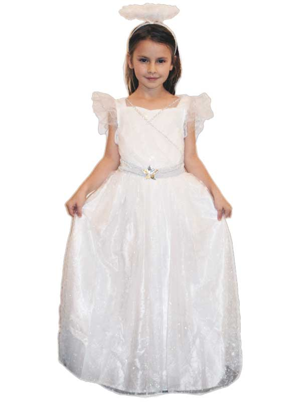 Child Angel Costume & Wings