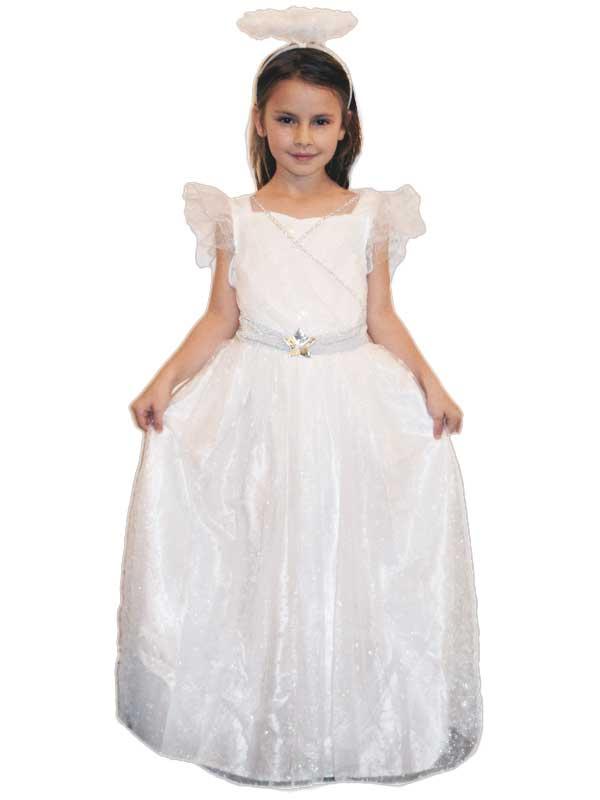 Deluxe Angel Costume