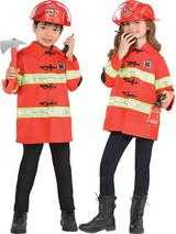 Child New Amazing Me Firefighter Costume Kit