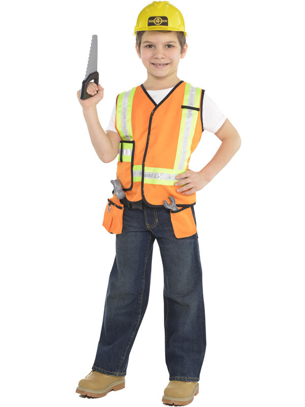 Three Child New Amazing Me Builder Constructer Costume Kit Thumbnail 2
