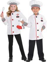 Child New Amazing Me Chef Costume Kit