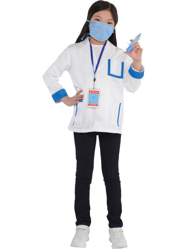 Child New Amazing Me Doctors Costume Kit Thumbnail 3