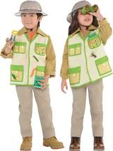 Three Child New Amazing Me Explorers Costume Kit