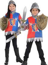 Child New Amazing Me Knight Costume Kit