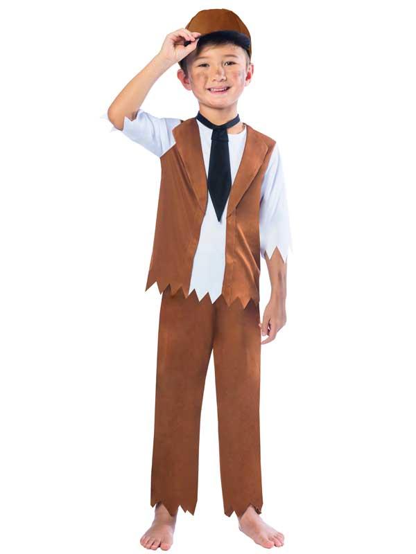 Child New Victorian Boy Costume