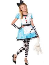 Child New Alice Costume