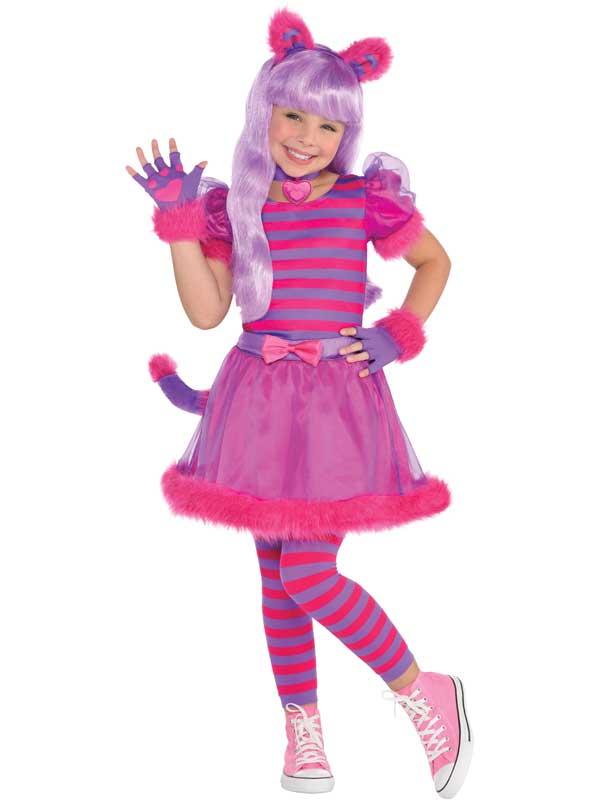 Child New Cheshire Costume