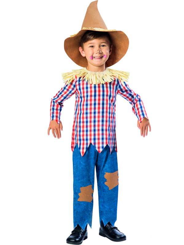 Child New Scarecrow Costume