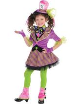 Child New Mad Hatter Costume