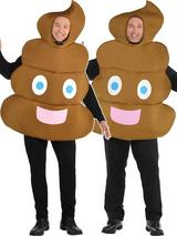 New Pooper Emoji Tunic Costume