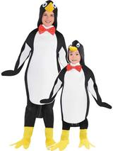 Child New Penguin Costume