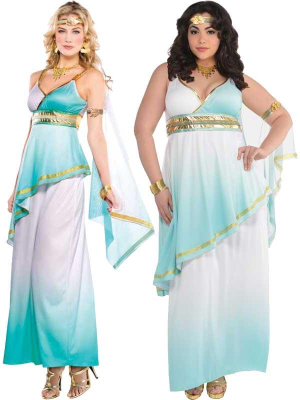 New Grecian Goddess Costume Thumbnail 1