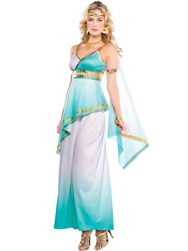 New Grecian Goddess Costume Thumbnail 2