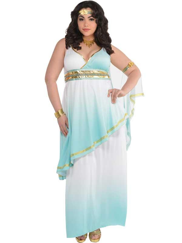 New Grecian Goddess Costume Thumbnail 3