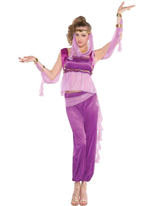 New Desert Princess Costume