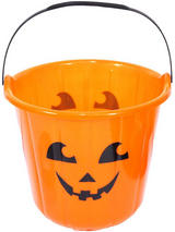 Bucket Pumpkin
