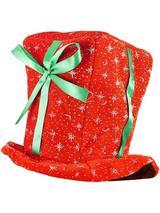 Adult Xmas Present Hat
