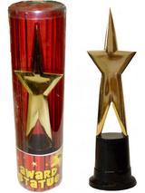 Gold Star Award Statue