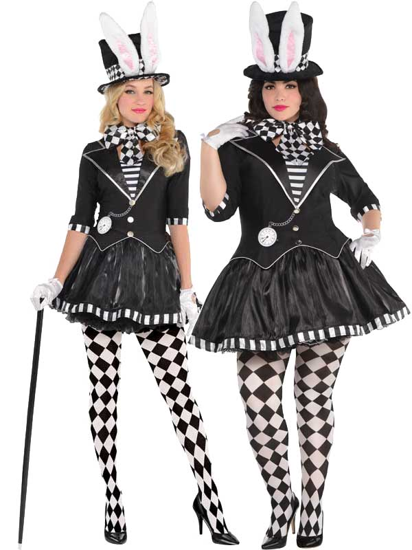 New Dark Mad Hatter Costume | Alice In Wonderland | Plymouth Fancy Dress,  Costumes And Accessories