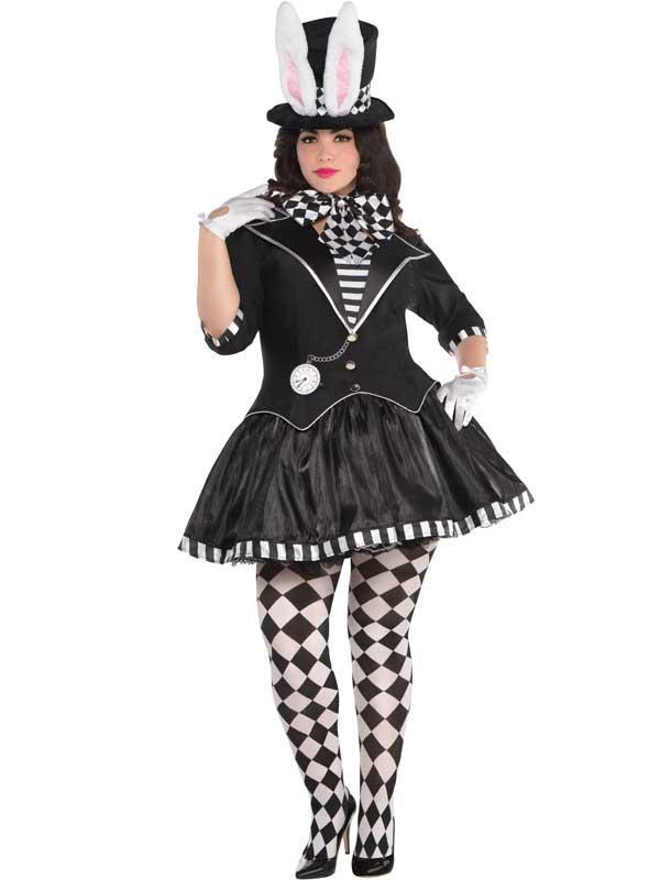 New Dark Mad Hatter Costume Thumbnail 2