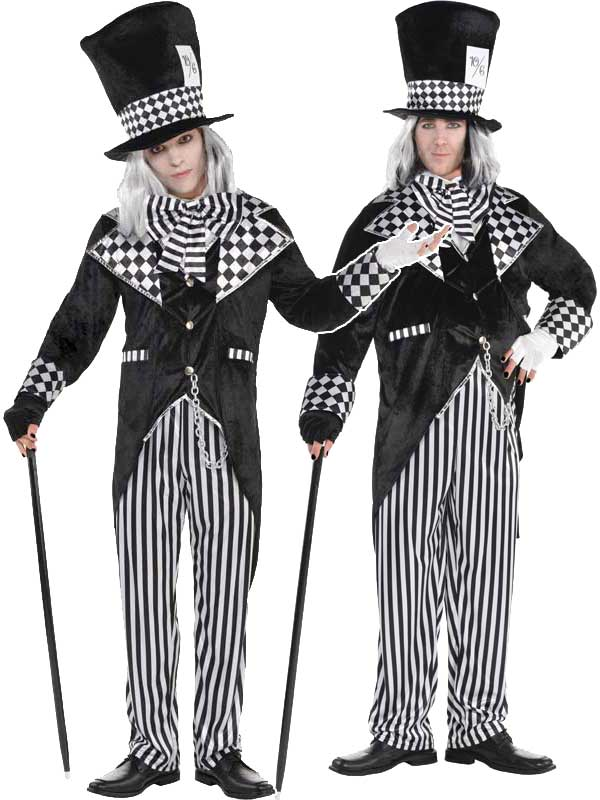 New Totally Mad Hatter Costume