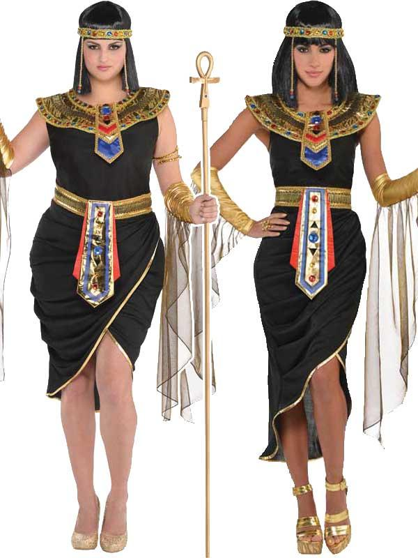 New Egyptian Queen Costume Thumbnail 1