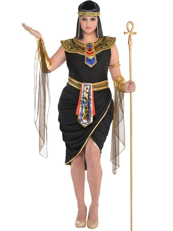 New Egyptian Queen Costume Thumbnail 3