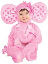 Child New Elephant Sweetie Costume