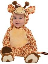 Child New Junior Giraffe Costume