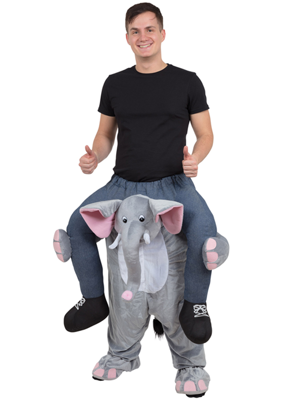 Piggy Back Elephant Costume