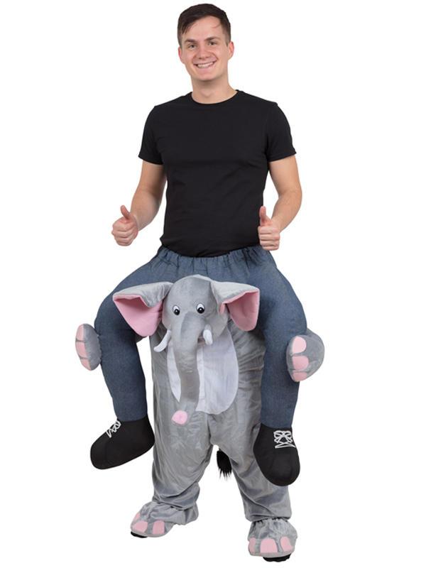 Piggy Back Elephant Costume