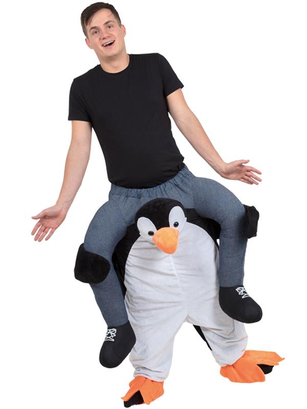 Piggy Back Penguin Costume