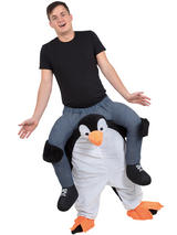 Piggy Back Penguin Costume