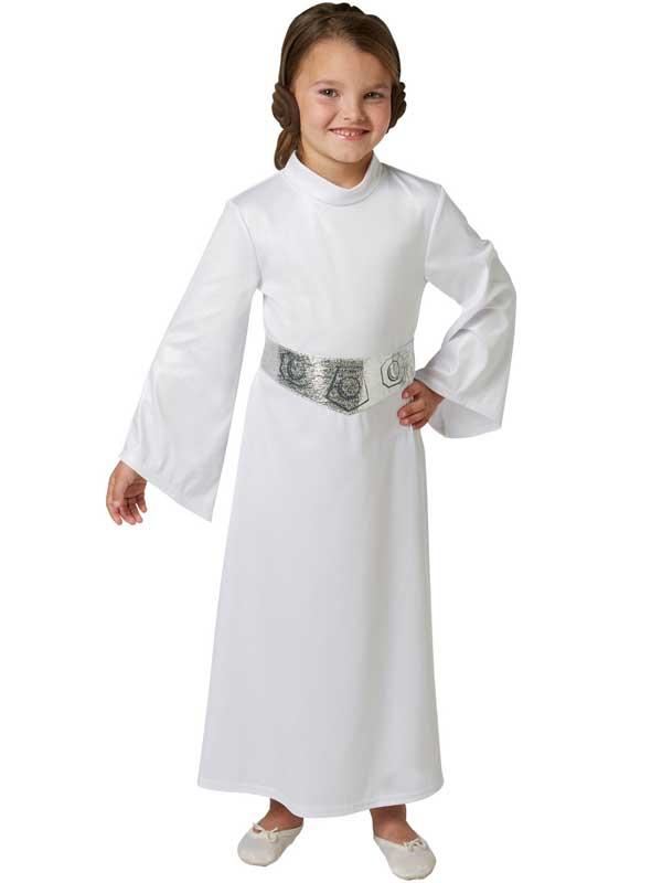 princess leia star wars girls fancy dress space book week kids