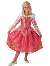 Child Storyteller Sleeping Beauty Costume