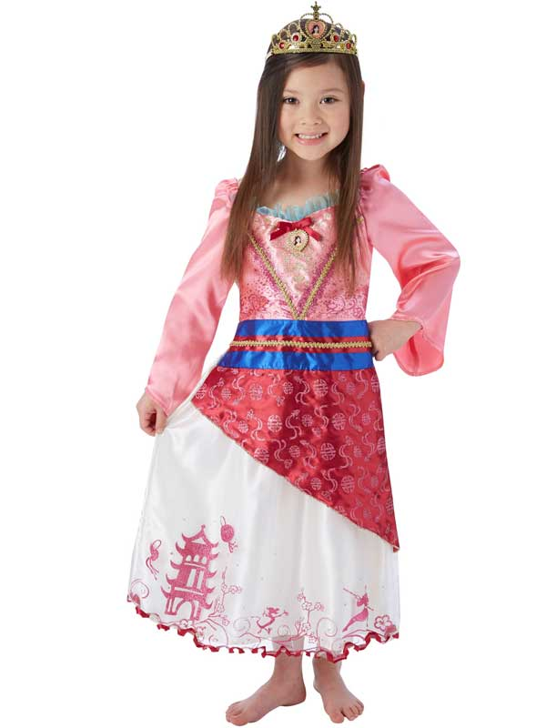 Child Storyteller Mulan Costume