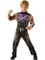 Child Hawkeye Costume