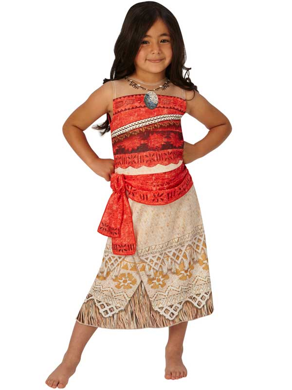 Child Classic Moana Costume