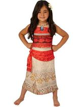 Child Deluxe Moana Costume