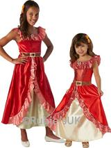 Child Deluxe Elena Of Avalor Costume