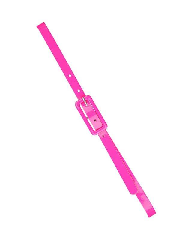 Neon Belt Pink