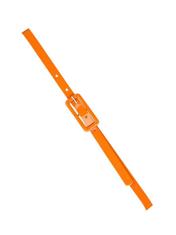 Neon Belt Orange