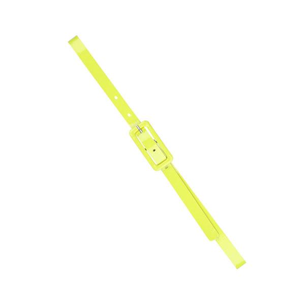 Neon Belt Yellow