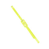 Neon Belt Yellow