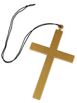 Priest Nun's Gold Cross
