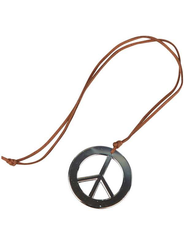 Hippie Peace Necklace