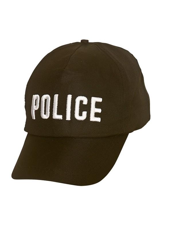 Adult Police Cap