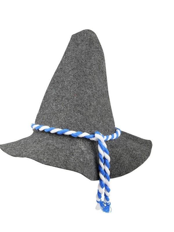 Adult Mens Bavarian Oktoberfest Hat