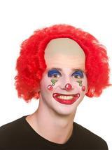 Adult Mens Funny Clown Wig